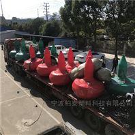 飲用水庫禁航塑料浮標 水庫警示牌禁止浮標