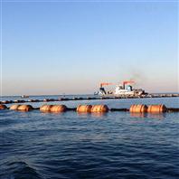 海上采沙船管道浮筒吹填輸送管浮體