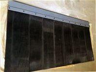 煤礦傳送設備導料槽橡膠防塵簾