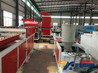 PP清水模板木质模板包覆塑料钢化膜生产设备