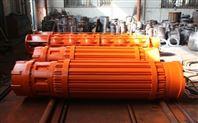 充水式礦車潛水電泵_礦坑排水-奧特泵業