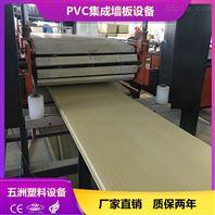 PVC中空护墙板机器 基材毛胚墙板加工设备