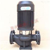 台湾源立清水泵高楼供水增压泵管道泵
