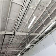 織物布風管 纖維負離子風管 安裝
