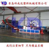 PVC建筑模板生產線