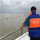 郑州水源地界标拦船警示浮筒 浮球厂家