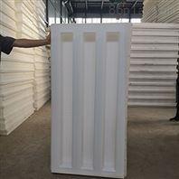 山西东高铁铁路防护栅栏模具 栅栏塑胶模具