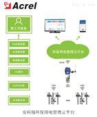 環保用電監管云平臺的主要功能及硬件配置