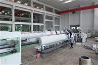 PVC315-630管材挤出生产线