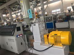 单螺杆高速PE盘管给水管穿线管挤出机生产设备