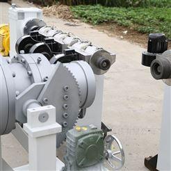 工业单螺杆管材挤出机