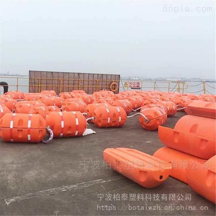 大坝浮体水乌江龙电站拦污浮体