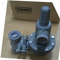 Fisher™627-496型减压阀美国费希尔