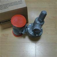 Fisher™627-576型一级减压阀