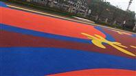武汉EPDM塑胶跑道弹性塑胶地面厂家