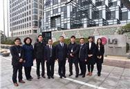 中国塑协赴韩代表团与韩国LG化学进行交流