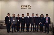 中国塑协代表团与韩国合成脂加工机器合作社举行合作会谈