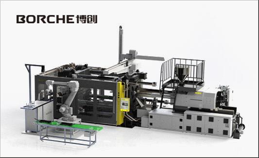 2019国际橡塑展:博创汽车前格栅智能生产系统将精彩展出