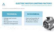 通过采用新的材料解决方案降低电动汽车的电机成本