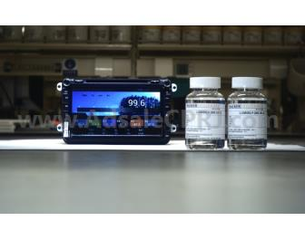瓦克推出大屏幕光學貼合的有機硅凝膠