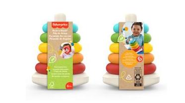 美泰承�Z到2030年所有玩具100%可回收