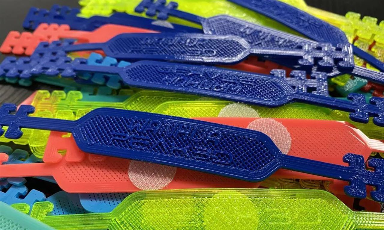 �f�A化�W3D打印材料助力湖北全面抗疫