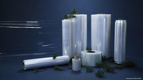 陶氏公司和多沙公司聯手推出由可再生資源制成的拉伸薄膜