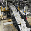 PX-703废旧垃圾桶处理破碎清洗加工生产线